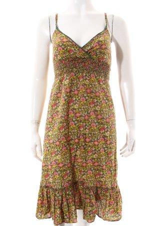 Castro Trägerkleid florales Muster Casual-Look