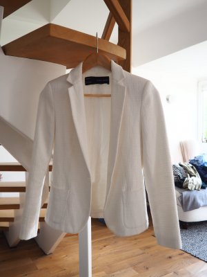 Casual Blazer in weiß