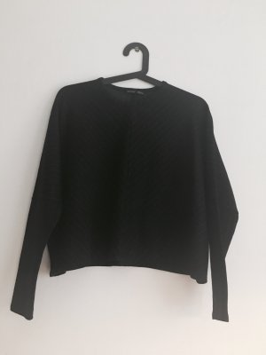 Casual Cropped Pullover