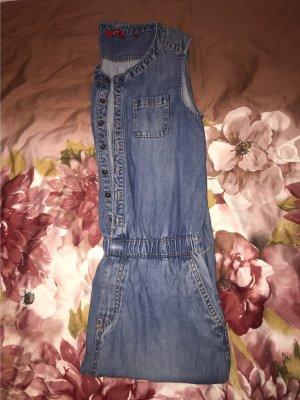s.Oliver Suit Trouser azure