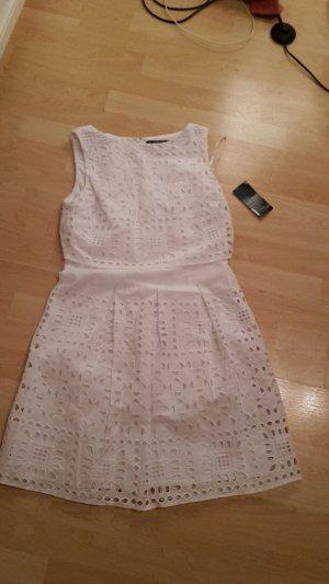 Casual Kleid Damen LAUREN RALPH LAUREN Kleid WEISS