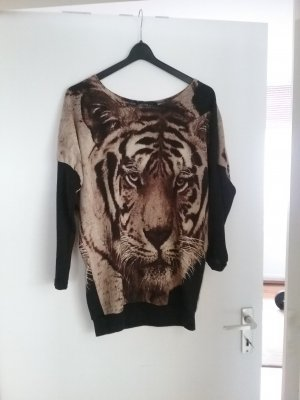 Casual look Long Pullover
