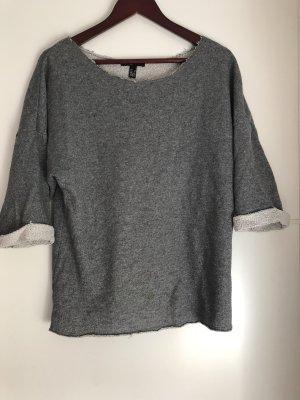 Mango Sweater met korte mouwen veelkleurig