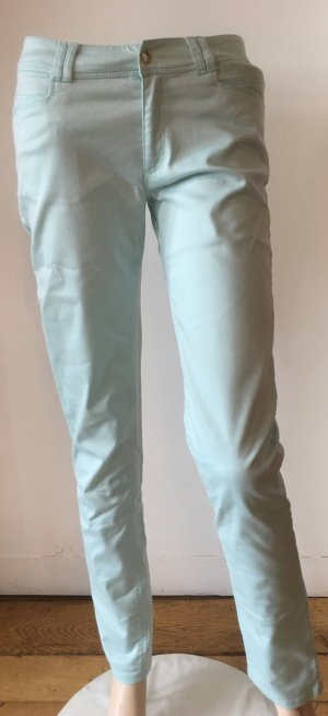Esprit Five-Pocket Trousers turquoise