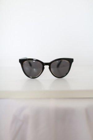 Cat Eye Sonnenbrille von Freyrs in schwarz neu und ungetragen