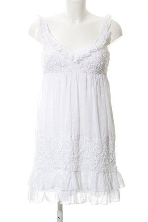 Catalina Bonet Hippie Dress white hippie style