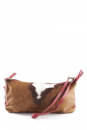 Caterina Lucchi Clutch Animalmuster Casual-Look