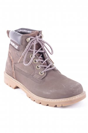 Caterpillar Boots braun Street-Fashion-Look