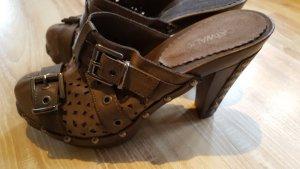 Catwalk Clogs 39 braun