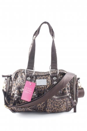 Catwalk Bolso estampado de leopardo look casual