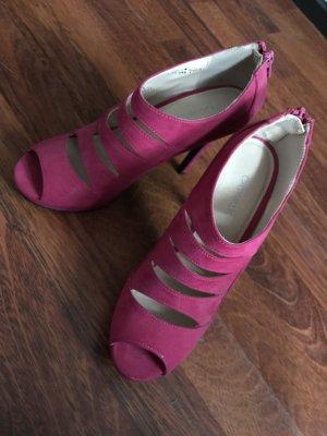 Catwalk  High Heels in pink
