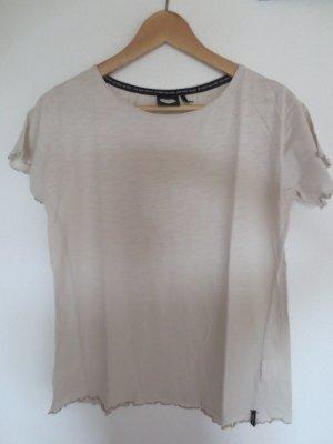 Catwalk Junkie, beiges Shirt, Gr. 36, neuwertig
