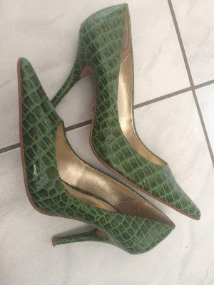 CATWALK Kroko Style Green