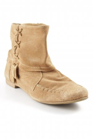 Catwalk Kurzstiefel beige Country-Look