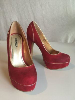 Catwalk Pumps Rot