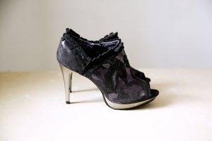 Catwalk Sandalette - schimmernd