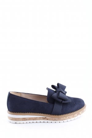 Catwalk Slip-on Shoes blue casual look
