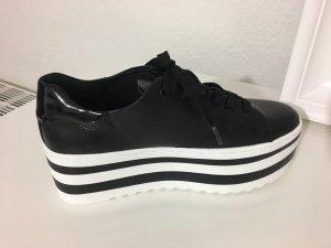 Catwalk Heel Sneakers black