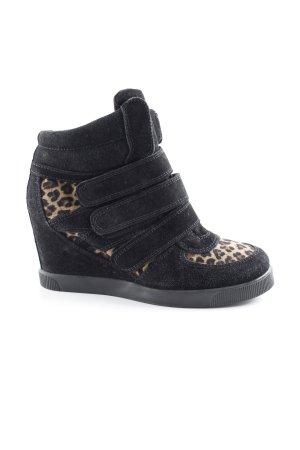 Catwalk Wedge Sneaker Animalmuster Animal-Look