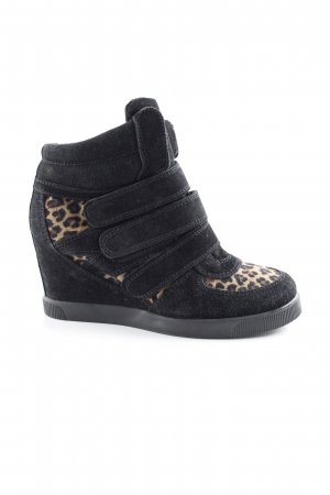 Catwalk Wedge Sneaker Animalmuster Animal-Look