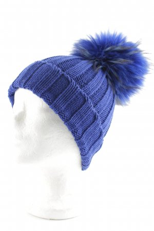 Catya Bobble Hat blue-light blue casual look