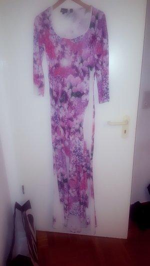Cavalli Evening Dress multicolored