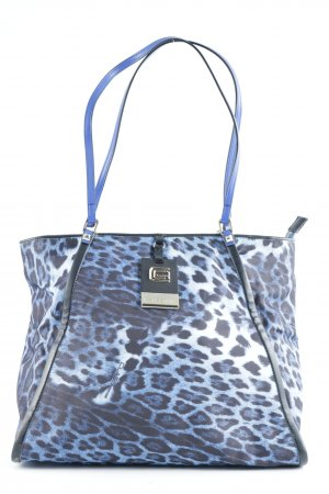 cavalli class Schultertasche Leomuster Casual-Look
