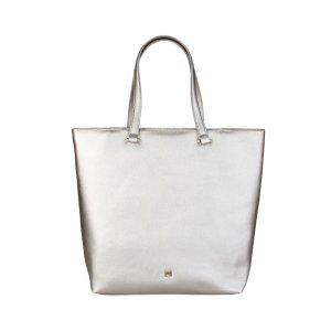 Cavalli Shopper silver-colored