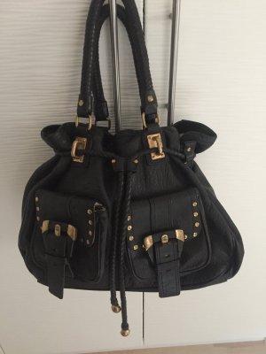 Cavalli Pouch Bag black