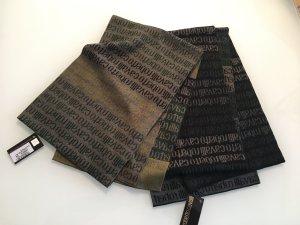 Cavalli Schal, grau u braun