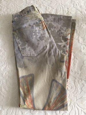Just cavalli Pantalone elasticizzato multicolore