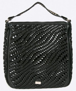 Roberto Cavalli Shopper noir