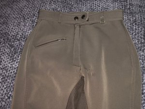 Cavallo Thermal Trousers taupe