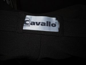 Cavallo Pantalon d'équitation multicolore