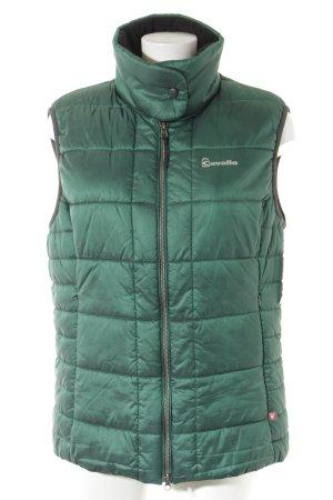 Cavallo Gewatteerd vest quilten patroon atletische stijl