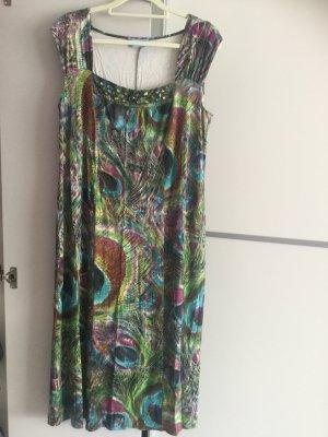 CAVITA Damen Sommer Kleid Gr.46