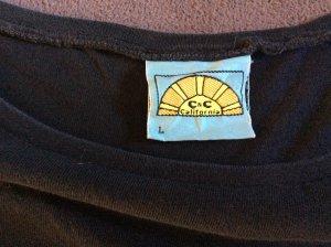 CC 3/4 Arm Shirt // Schwarz // Größe L