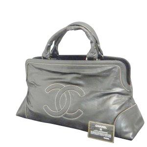 CC Logo Handbag Boston bag