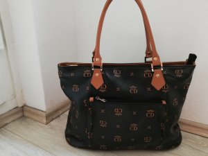 CD Shopper black-brown