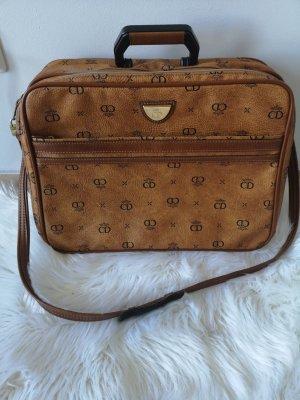 CD Travel Bag black-light brown