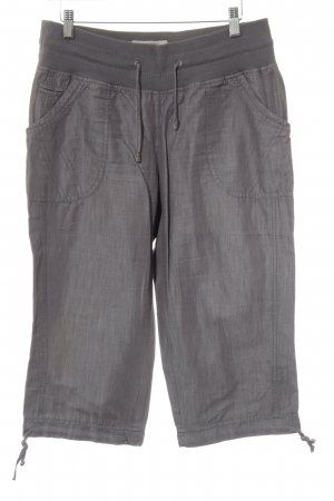 Cecil 3/4 Length Trousers grey jeans look