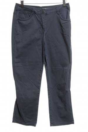 Cecil 3/4 Length Trousers grey-silver-colored casual look