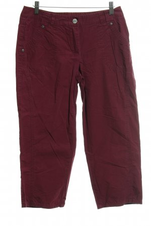 Cecil 3/4 Length Trousers carmine-bronze-colored casual look