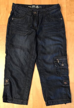 Cecil 3/4 Jeans Capri Hose Georgy krempelbar 29 Neu