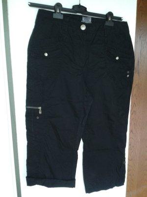 Cecil 7/8-broek zwart