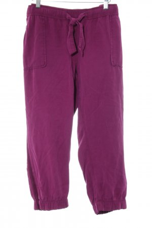 Cecil 7/8 Length Trousers pink simple style
