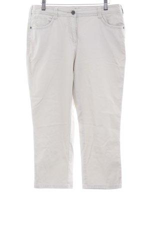 Cecil Pantalon 7/8 beige clair style décontracté