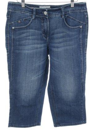"Cecil 7/8 Jeans ""Scarlett"" dunkelblau"