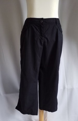 Cecil 7/8 Length Trousers black