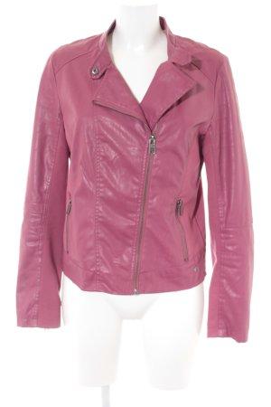 Cecil Bikerjacke pink Biker-Look